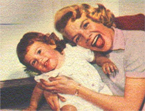 They tell me I quot ve already sold 25 million recods  but having babies    Rosemary Clooney Children